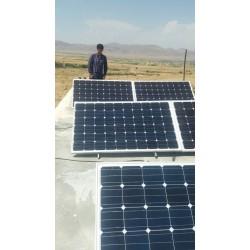 پکیج برق خورشیدی 10000 وات