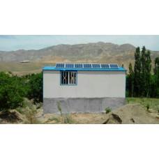 پکیج برق خورشیدی 1500 وات ساعت