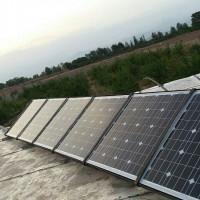 پکیج برق خورشیدی 860 وات ساعت