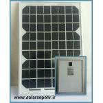 پنل خورشیدی 10 وات