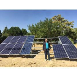نیروگاه خورشیدی خانگی  (0)