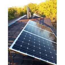 پکیج برق خورشیدی 14000 وات