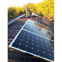 پکیج برق خورشیدی 12000 وات
