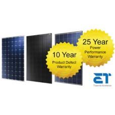 پنل خورشیدی 200 وات ET SOLAR